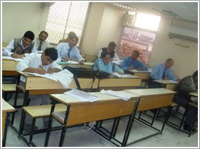 First Team of Teachers (2001) at Study Innovations including Dr. R. Singh (at Centre).