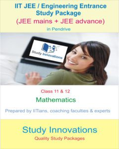 JEE Mathematics Study Package (11th & 12th)