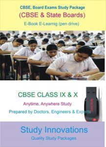 CBSE Class 9th & 10th Science (Physics, Chemistry, Biology) & Mathematics Study Material
