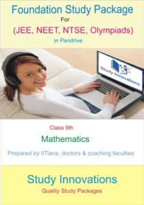 Foundation-Math-Study-Package-9th Study material