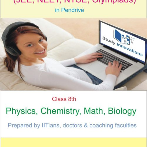 Foundation Math & Science Study Package (8th)